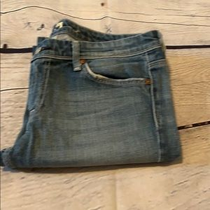 7 For All Mankind - Flynt bootcut jeans size 30